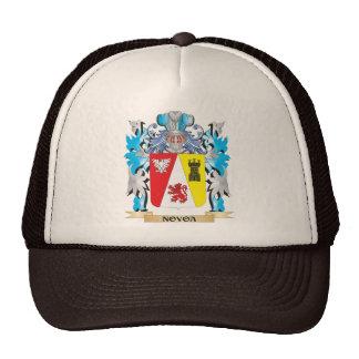 Escudo de armas de Novoa - escudo de la familia Gorras