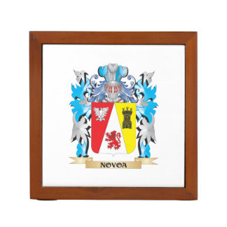 Escudo de armas de Novoa - escudo de la familia