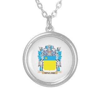 Escudo de armas de Nowland - escudo de la familia Joyería