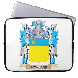 Escudo de armas de Nowland - escudo de la familia Funda Ordendadores