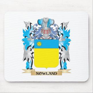 Escudo de armas de Nowland - escudo de la familia Tapete De Raton