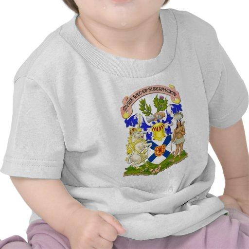 Escudo de armas de Nueva Escocia Camiseta