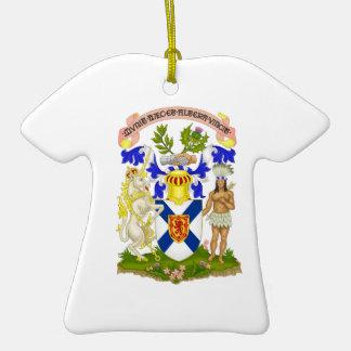 Escudo de armas de Nueva Escocia (Canadá) Ornamentos De Reyes Magos