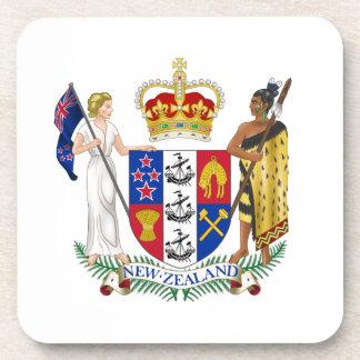 Escudo de armas de Nueva Zelanda