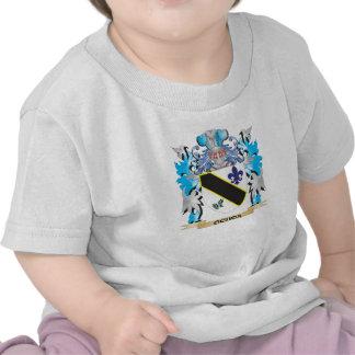 Escudo de armas de Ochoa - escudo de la familia Camiseta
