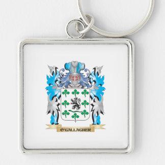 Escudo de armas de O'Gallagher - escudo de la Llavero Personalizado
