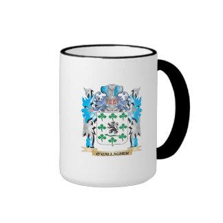 Escudo de armas de O'Gallagher - escudo de la Tazas De Café