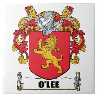 Escudo de armas de O'Lee Tejas