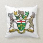 Escudo de armas de Ontario Cojines