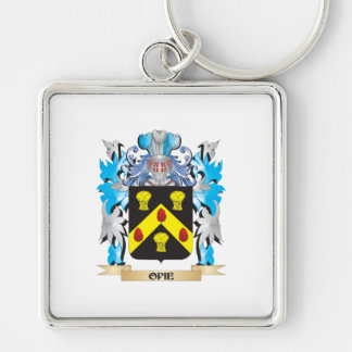 Escudo de armas de Opie - escudo de la familia Llaveros