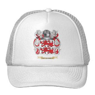 Escudo de armas de O'Tierney (escudo de la familia Gorro