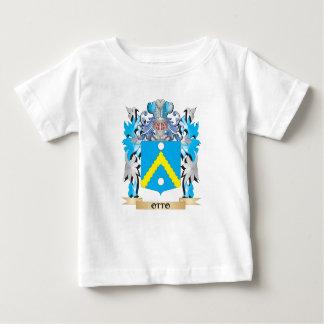 Escudo de armas de Otto - escudo de la familia T-shirts