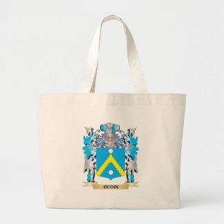 Escudo de armas de Oudin - escudo de la familia Bolsa