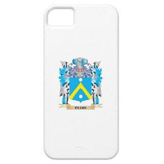 Escudo de armas de Oudin - escudo de la familia iPhone 5 Case-Mate Cobertura