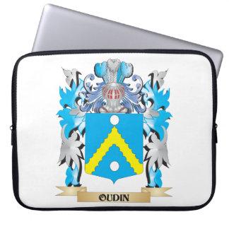 Escudo de armas de Oudin - escudo de la familia Manga Computadora