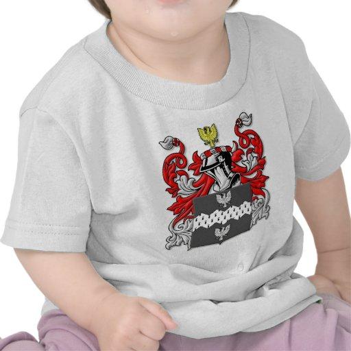 Escudo de armas de Ozment Camiseta