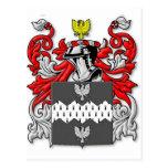 Escudo de armas de Ozment Tarjeta Postal