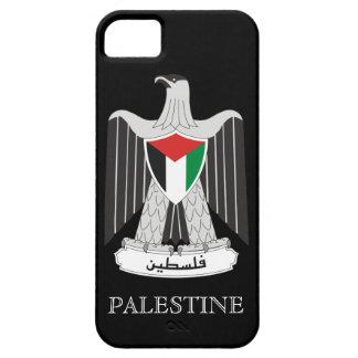 escudo de armas de Palestina iPhone 5 Carcasa