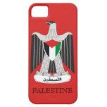 escudo de armas de Palestina iPhone 5 Case-Mate Cobertura