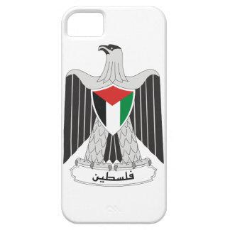 escudo de armas de Palestina iPhone 5 Carcasas