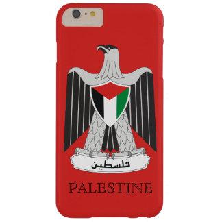 escudo de armas de Palestina Funda De iPhone 6 Plus Barely There