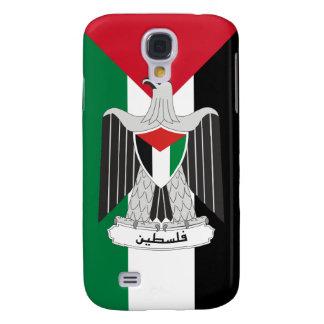escudo de armas de Palestina Funda Para Galaxy S4