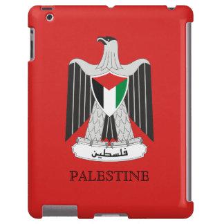 escudo de armas de Palestina Funda Para iPad
