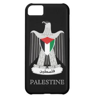 escudo de armas de Palestina Funda Para iPhone 5C