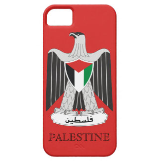 escudo de armas de Palestina Funda Para iPhone SE/5/5s