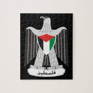 escudo de armas de Palestina Rompecabezas Con Fotos
