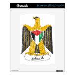 Escudo de armas de Palestina Calcomanía Para El NOOK