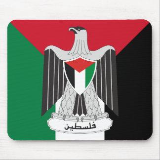 escudo de armas de Palestina Mouse Pads