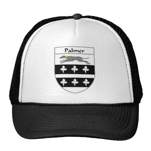 Escudo de armas de Palmer/escudo de la familia Gorras