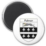 Escudo de armas de Palmer/escudo de la familia Iman