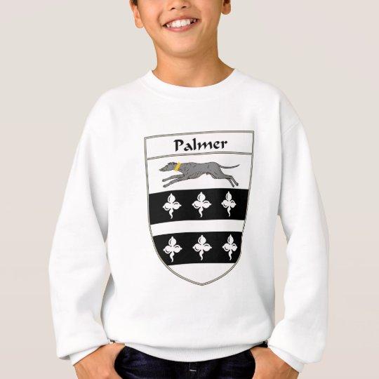 Escudo de armas de Palmer/escudo de la familia Sudadera