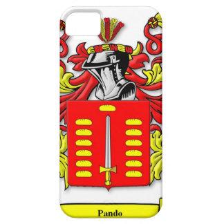 Escudo de armas de Pando iPhone 5 Case-Mate Protector