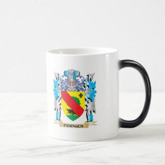 Escudo de armas de Paniagua - escudo de la familia Taza De Café