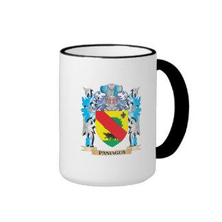 Escudo de armas de Paniagua - escudo de la familia Tazas De Café