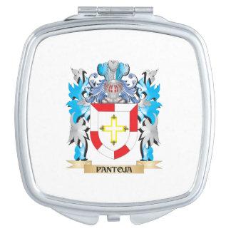 Escudo de armas de Pantoja - escudo de la familia Espejos De Viaje