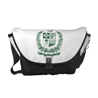 Escudo de armas de Paquistán Bolsas De Mensajeria