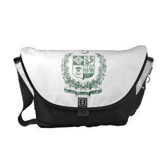Escudo de armas de Paquistán Bolsa De Mensajería