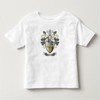 Escudo de armas de Parker Playera De Bebé