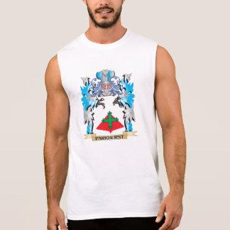 Escudo de armas de Parkhurst - escudo de la Camisetas Sin Mangas