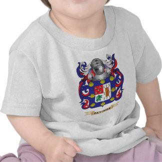 Escudo de armas de Patino (escudo de la familia) Camisetas