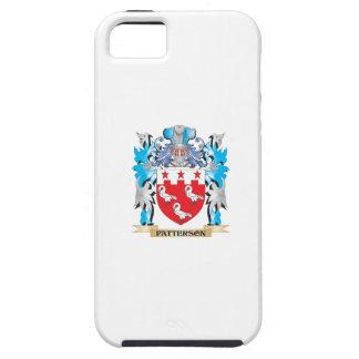 Escudo de armas de Patterson - escudo de la iPhone 5 Case-Mate Carcasas