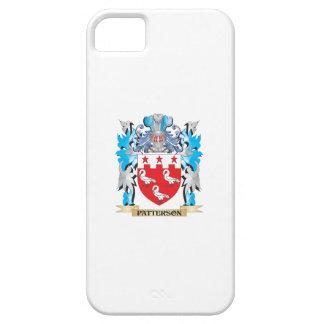 Escudo de armas de Patterson - escudo de la iPhone 5 Cobertura