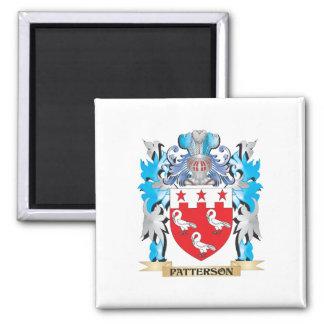 Escudo de armas de Patterson - escudo de la Imán Para Frigorífico