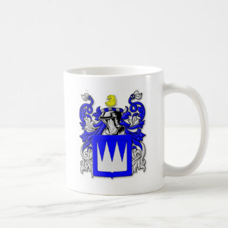 Escudo de armas de Pearsall Taza De Café