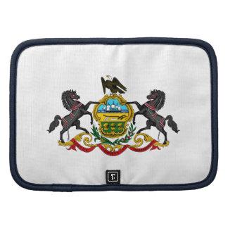 Escudo de armas de Pennsylvania Planificador