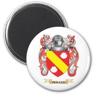 Escudo de armas de Perazzi (escudo de la familia) Imán De Frigorífico